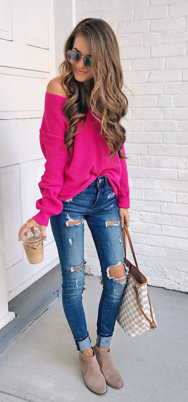 Winter Outfit Ideas for Women inspiredluv (43)