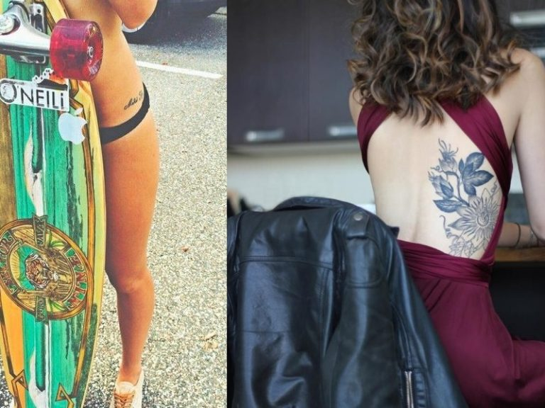 50 Best Tattoo Placement To Get Tattoos On Your Body
