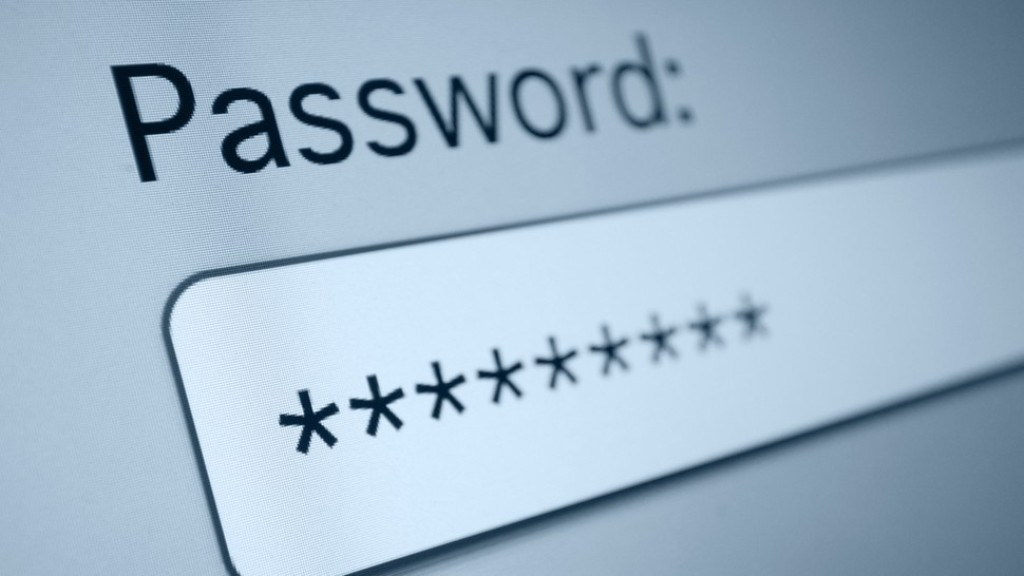 Know your entrance sites and passwords