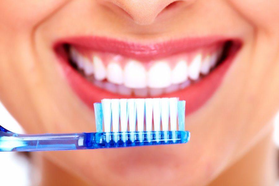 Brush your teeth correctly