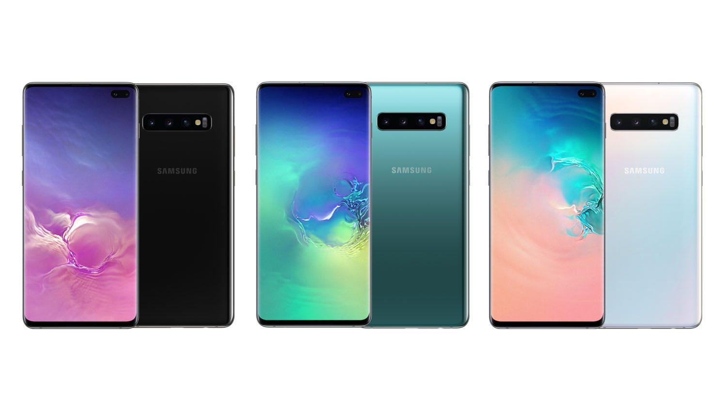 Get Your Hands on the Samsung Galaxy S10+ at Harvey Norman