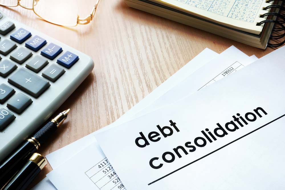 How can debt consolidation help