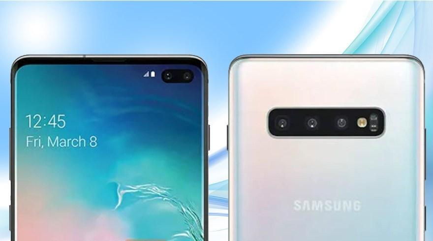 Samsung Galaxy S10+ Features