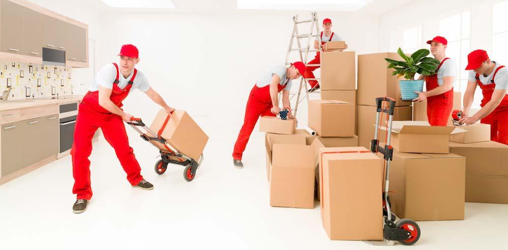 Hire a Moving Company