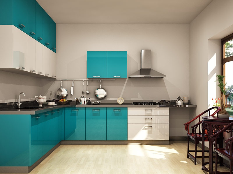 Should You Go For An L Shaped Kitchen Inspired Luv