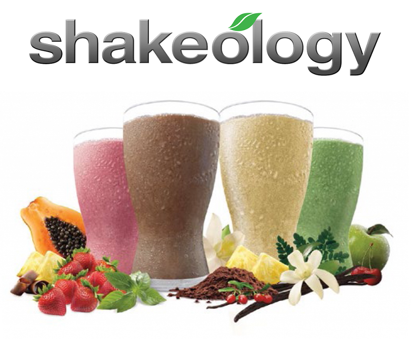 Recommendations for shakes consumption