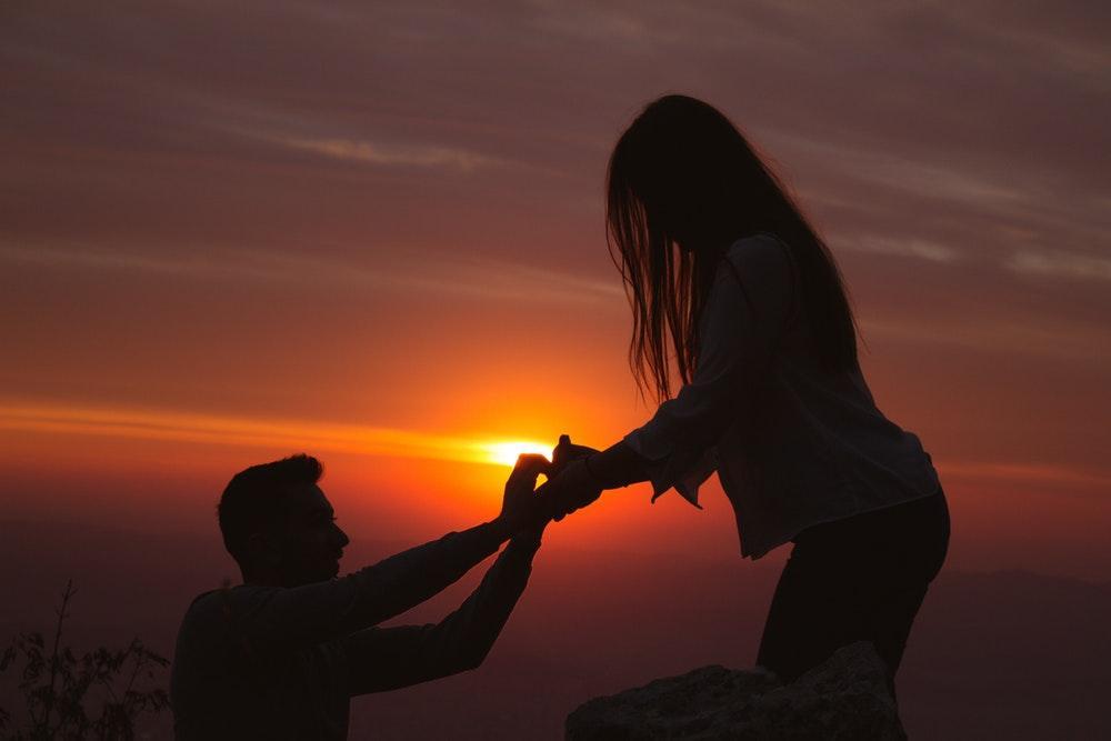 The Romantic Hike