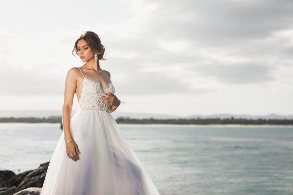 Choosing The Wedding Gown First