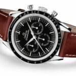 The Omega Speedmaster 1st Omega Watch In Space