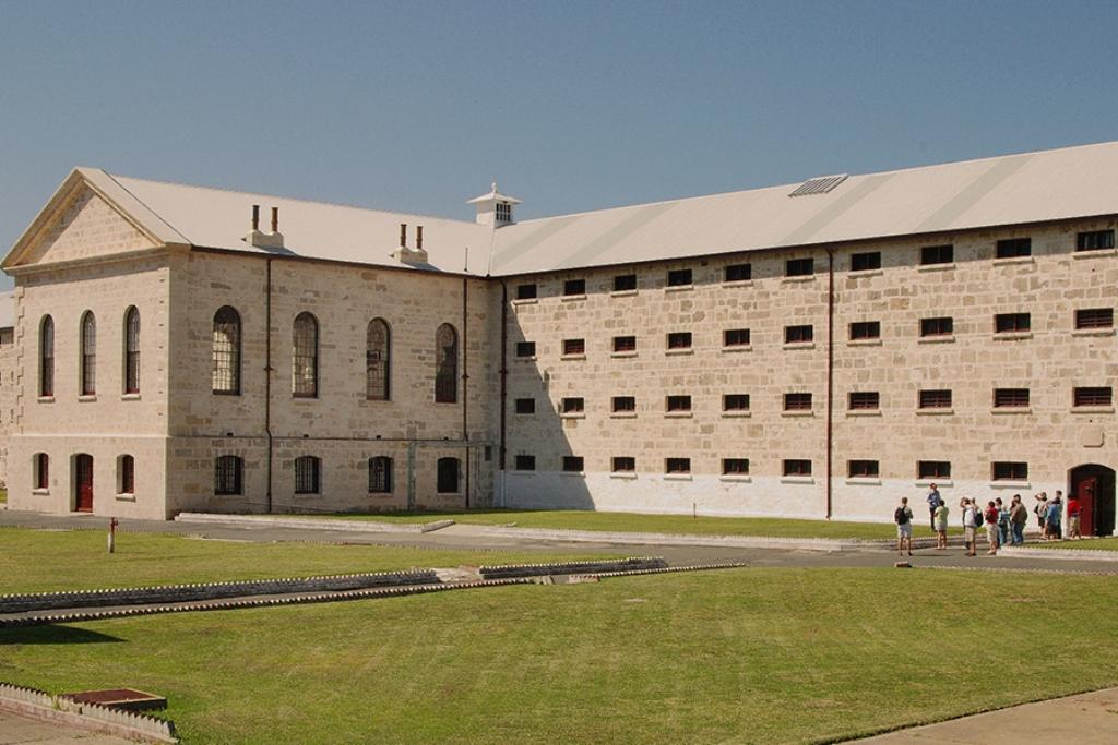 Take A Trip Down Memory Lane At The Fremantle Prison