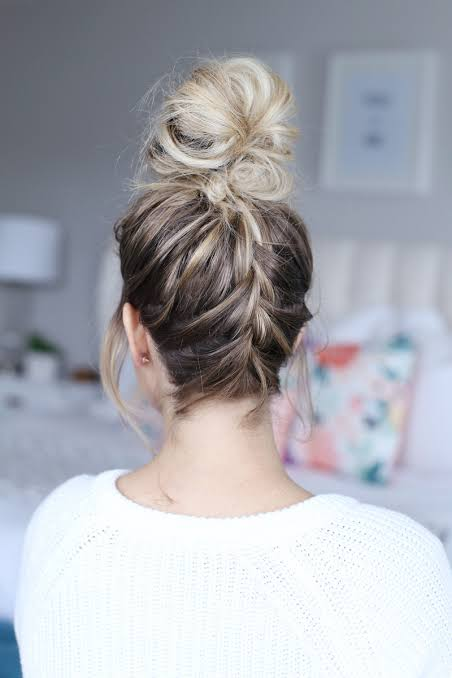 Braided knot