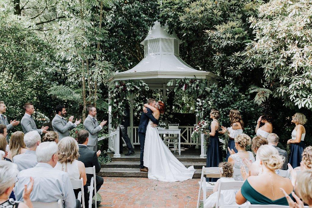 Lyrebird Falls Receptions
