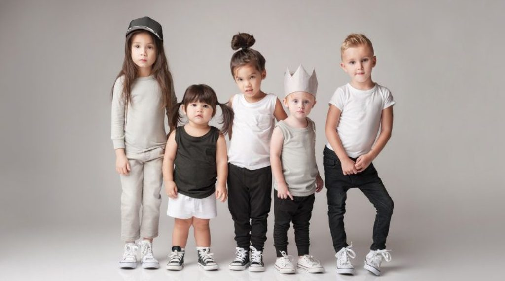 Fashion Brands for Kids Clothing