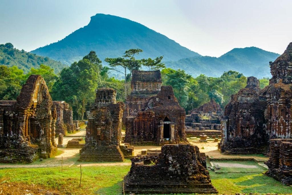Visit My Son, Vietnam