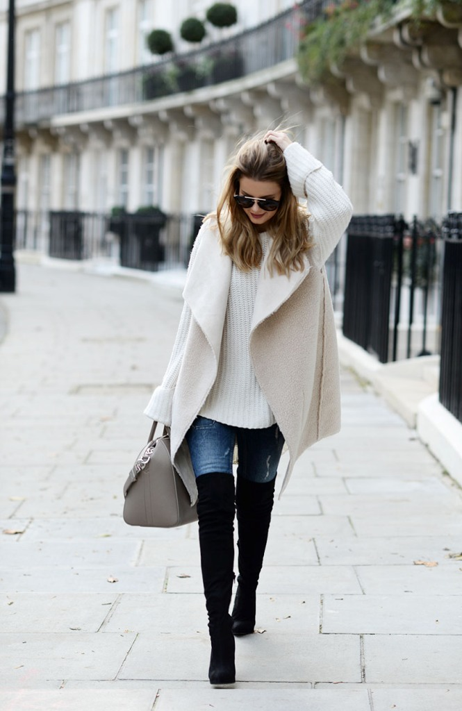 Over-the-Knee Boot Style