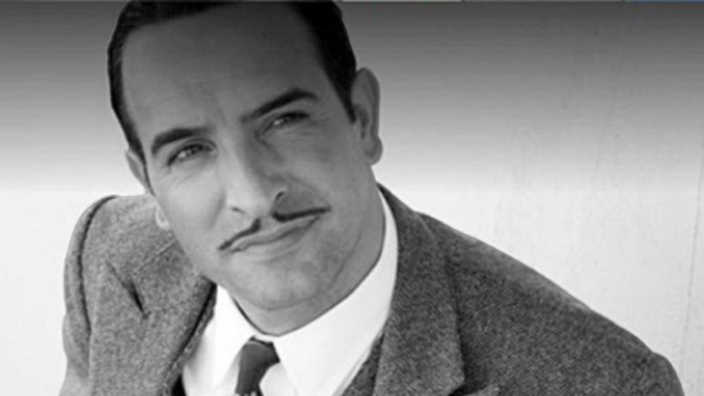 The pencil-thin moustache