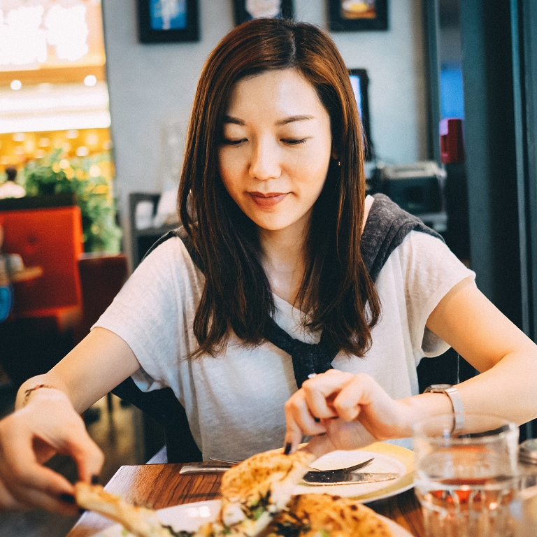 Lowdown on Eating Habit