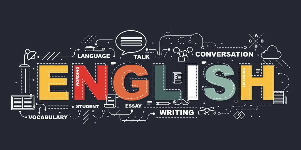 The most commonly spoken language is English