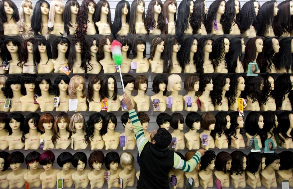 Hair wig -inspiredluv