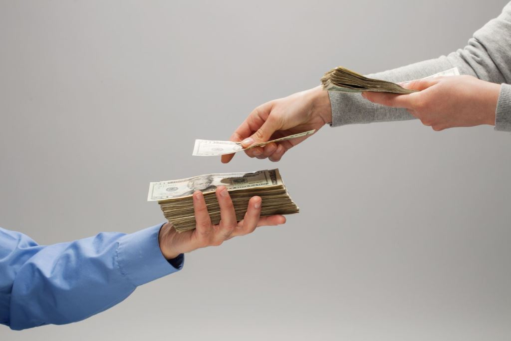 Living on Borrowed Money