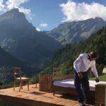 A Hotel without Walls in Switzerland: The Difficult Life of a Butler!