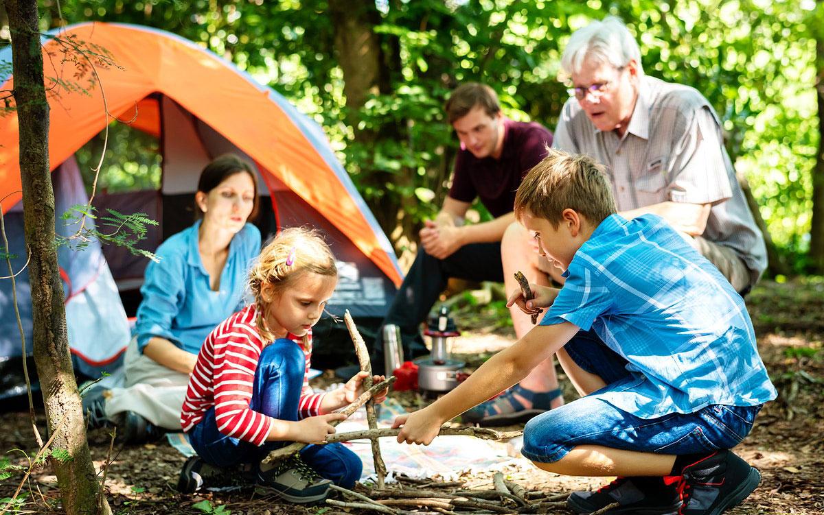 Kids Camping2