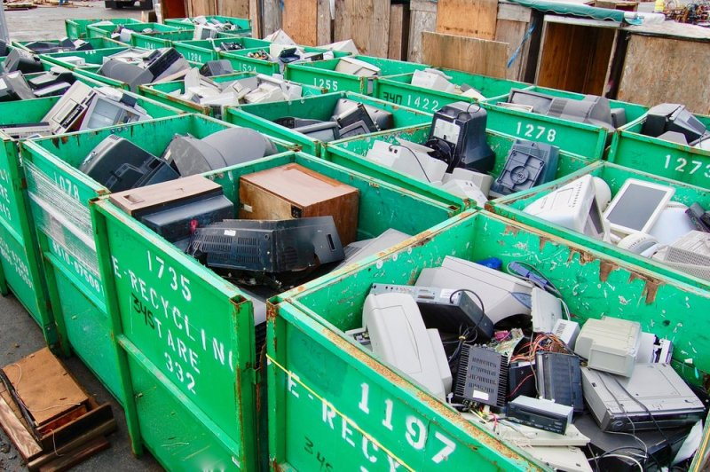 E-Waste Recycling Helps Keep Your Data Secure